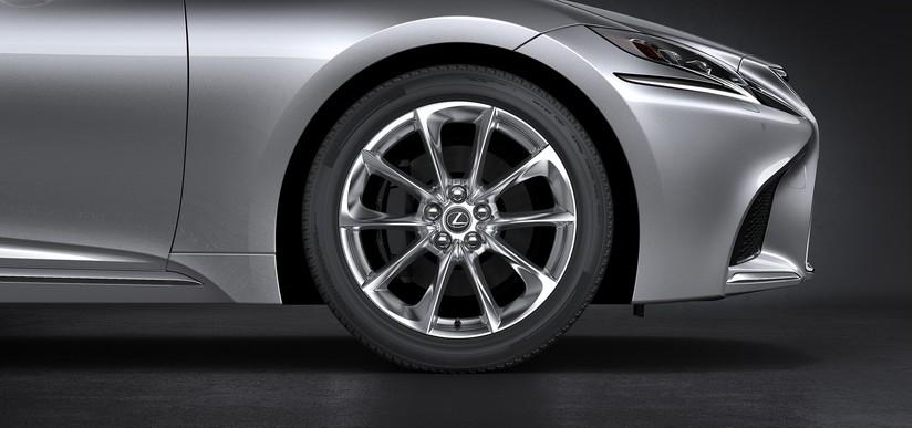 Lexus LS 2019 giá gần 9 tỷ đồng được trang bị công nghệ đặc biệt gì2