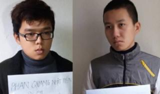 Cặp đôi 9X hack Facebook của Việt kiều chiếm đoạt gần 100 triệu đồng