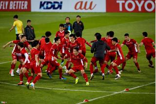 Báo quốc tế dự đoán đội hình tuyển Việt Nam gặp Iraq tối nay
