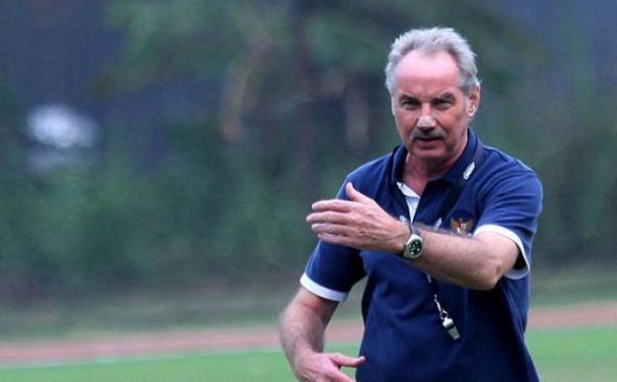 HLV Alfred Riedl: 'Đội tuyển Việt Nam có một ưu thế vượt trội so với Iraq'