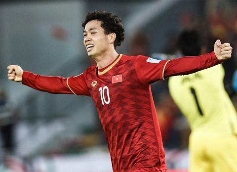 Đội tuyển Việt Nam nhận trận thua cay đắng trước Iraq