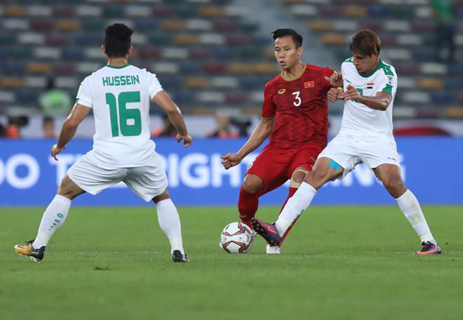 Đội tuyển Việt Nam nhận tin buồn sau trận thua ngược Iraq