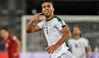 Cầu thủ Iraq khiến tuyển Việt Nam bại trận đầu tiên ở Asian Cup 2019 là ai?
