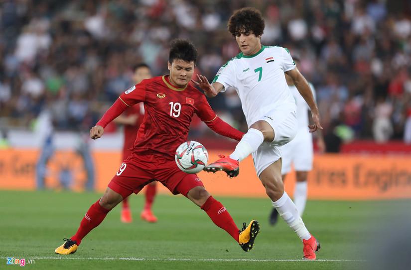 Đội tuyển Việt Nam nhận được nhiều lời ngợi khen từ báo chí Đức