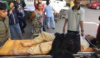 Nối thành công cánh tay nữ sinh viên bị đứt lìa trong vụ lật xe ở đèo Hải Vân