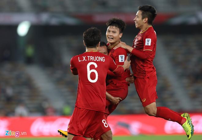 Đội tuyển Việt Nam sẽ vào vòng 1/8 trong trường hợp nào?