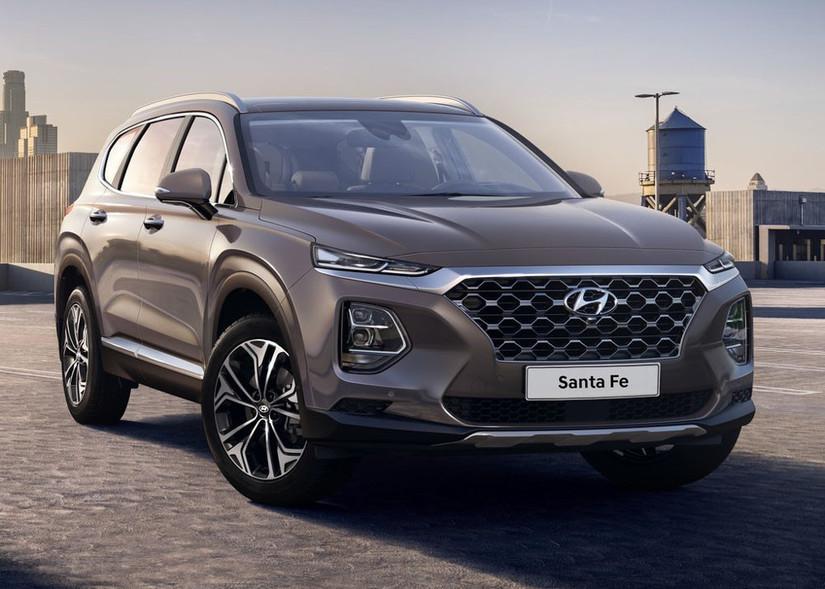 Hyundai Santa Fe 2019 chính thức ra mắt và chốt giá bán tại Việt Nam2