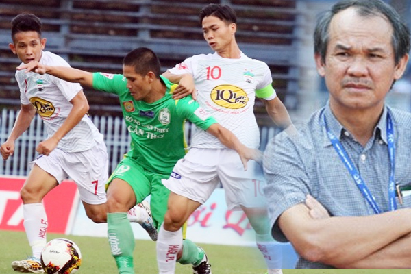 CLB HAGL 'chạm trán' đối thủ kỵ rơ tại vòng 1 V.League 2019