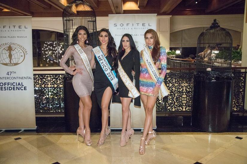 Phát hoảng với thí sinh Miss Intercontinental 2018: Già nua, cứng đơ, như chuyển giới