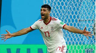 Tiền đạo đội tuyển Iran tự tin muốn thắng đậm trước Việt Nam và Iraq