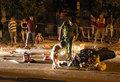 Hải Phòng: Va chạm giao thông trong đêm, 1 trung uý công an tử vong