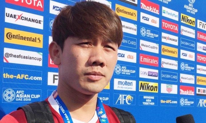 Minh Vương hé lộ điều quan trọng của Việt Nam trước trận đấu Iran