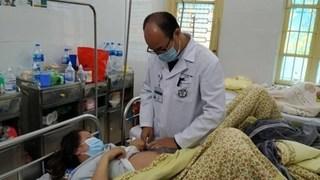 Liên tiếp các ca người lớn mắc sởi phải nhập viện trong đó có cả mẹ bầu, chuyên gia cảnh báo nguy hiểm