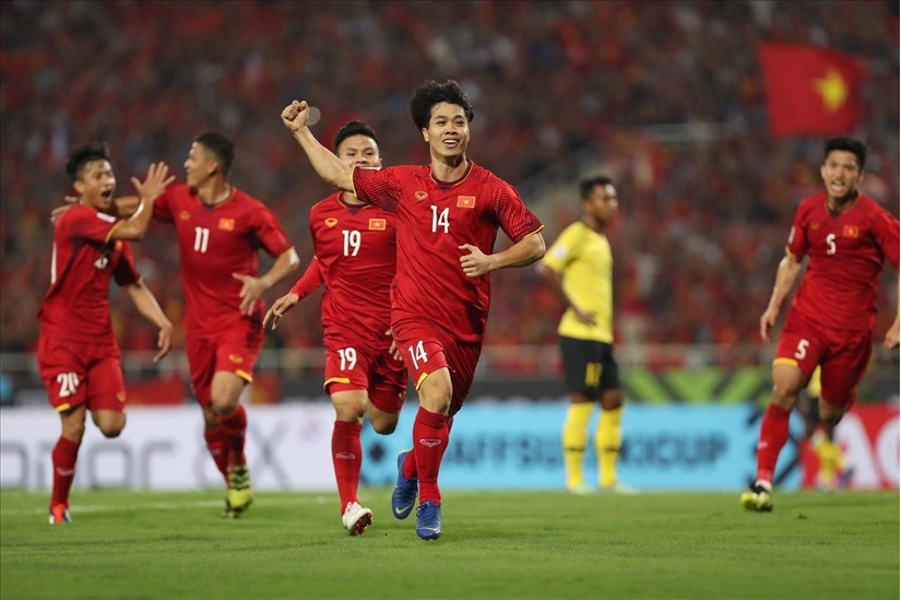 Đội tuyển Việt Nam  so tài với Iran vào chiều
