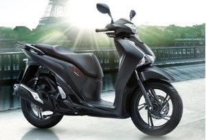Giá bán chính thức của Honda SH 2019 màu 'độc' tại đại lý