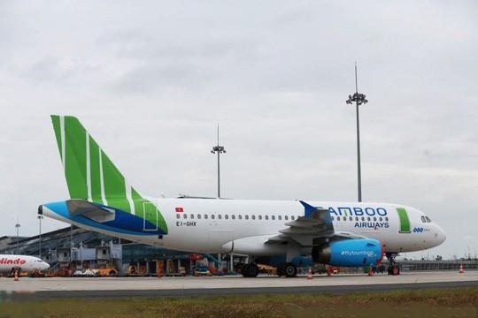Bamboo Airways chính thức bán vé từ 12h trưa mai (12/1)