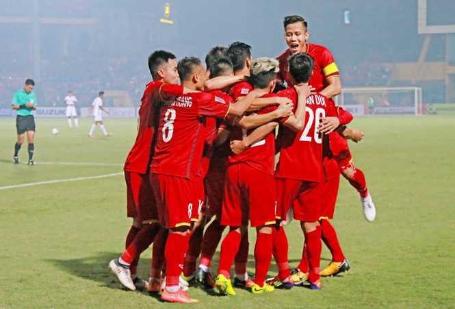 Đội tuyển Việt Nam được báo chí Trung Quốc đánh giá rất cao