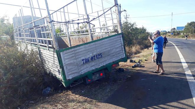Xe tải tông 3 chị em gái tử vong: Một cô gái chuẩn bị lên xe hoa