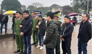 Nhóm đối tượng trốn lệnh truy nã ở Trung Quốc bị bắt tại Quảng Ninh