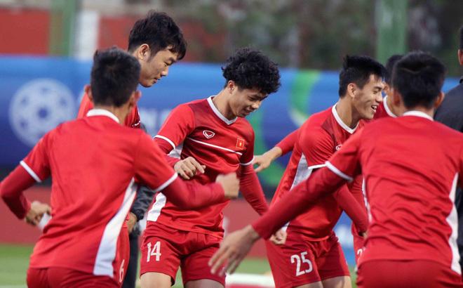 Đội tuyển Việt Nam được kỳ vọng sẽ làm nên bất ngờ trước Iran
