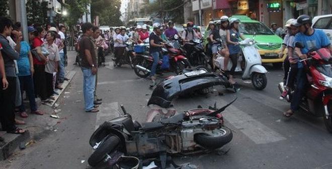 Chỉ huy trưởng BCH quân sự huyện không có GPLX điều khiển ô tô tông chết người