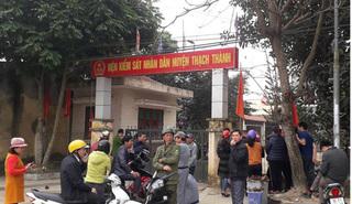 Thanh Hóa: Viện phó Viện kiểm sát huyện chết trong tư thế treo cổ tại cơ quan