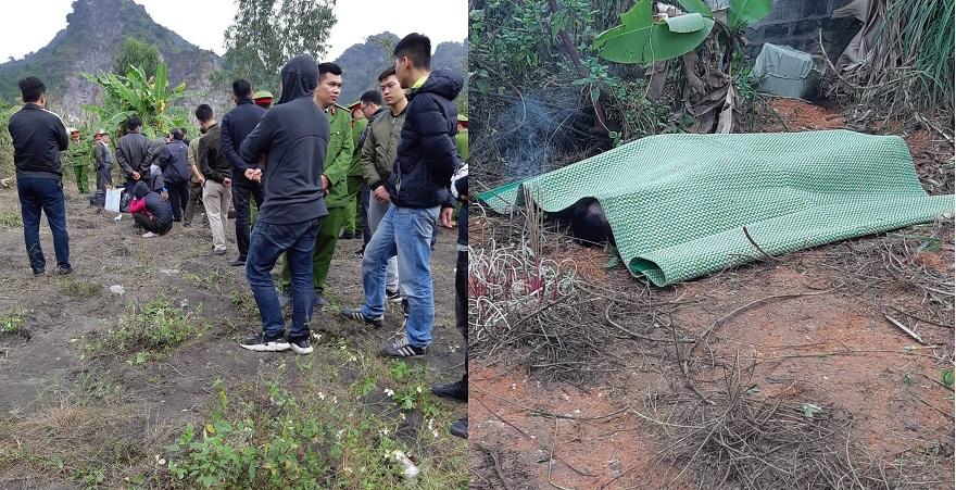 Người đàn ông tử vong ở vườn nghi bị công an truy đuổi