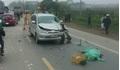 Hé lộ nguyên nhân vụ tai nạn trên quốc lộ 32 khiến 2 người tử vong