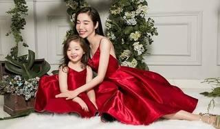 Elly Trần và 2 con gái thực hiện bộ ảnh 'đón xuân' vô cùng xinh đẹp