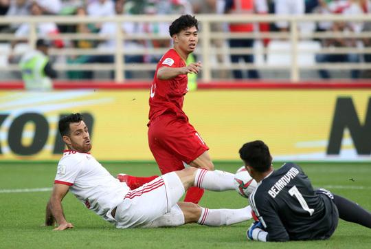Đội tuyển Việt Nam cần điều kiện gì để đi tiếp?