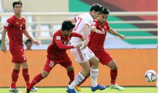 Đội tuyển Việt Nam sẽ lọt vào vòng 1/8 trong trường hợp nào?