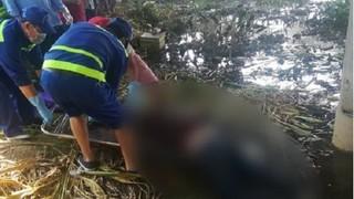 Ngồi câu cá, tá hỏa phát hiện thi thể người trôi lập lờ trên sông Sài Gòn