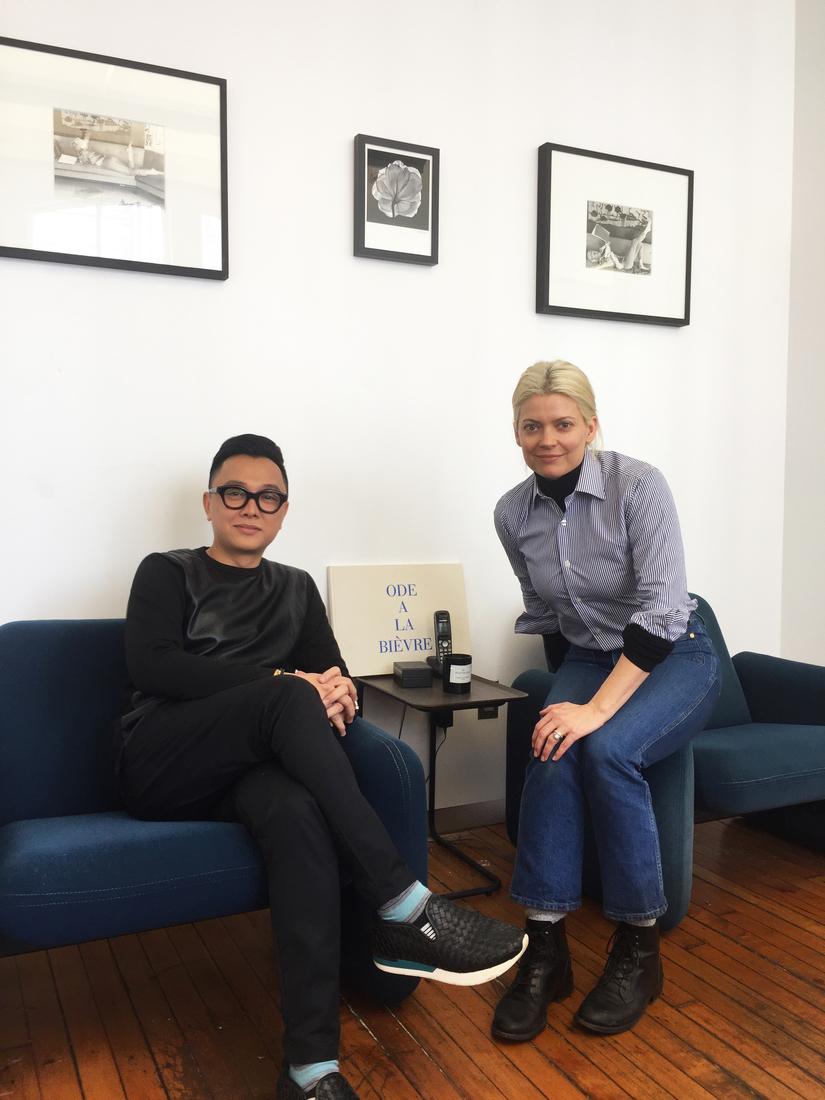 NTK Công Trí bắt tay cùng stylist của Selena Gomez ra mắt BST tại  New York Fashion Week Thu Đông 2019