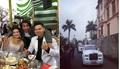 Choáng với 'siêu' đám cưới ở Nam Định: Cô dâu vàng đeo trĩu cổ, rước dâu bằng xe Rolls-Royce
