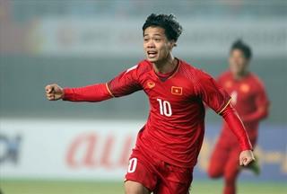 Khả năng đặc biệt của Công Phượng mỗi khi Việt Nam cần đua hiệu số thắng bại