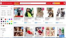 Sàn thương mại điện tử Sen Đỏ sử dụng hình ảnh phản cảm để bán hàng