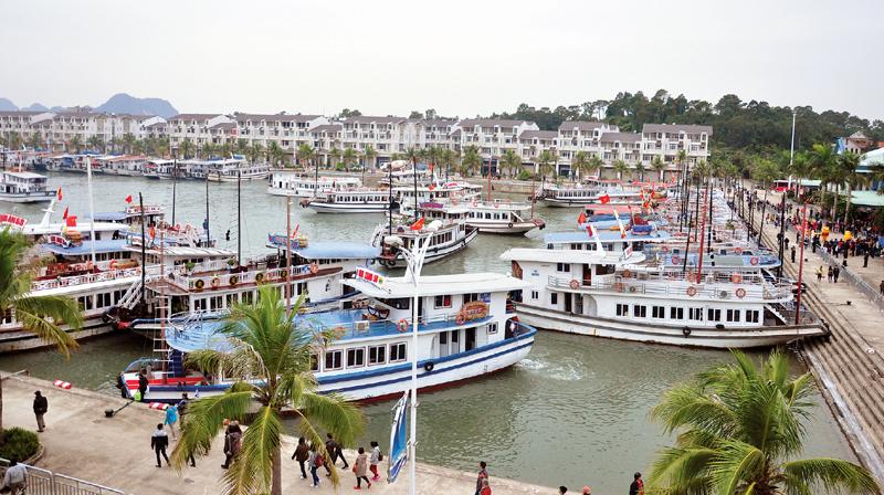 Quảng Ninh: Xuồng cao tốc mang số hiệu biên phòng chở khách trái phép