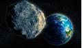 Tiểu hành tinh nặng 87 triệu tấn đang lao về phía trái đất
