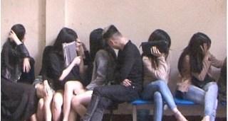 Bắc Giang: Bắt hàng chục thanh niên đang 'phê' ma túy trong nhà nghỉ