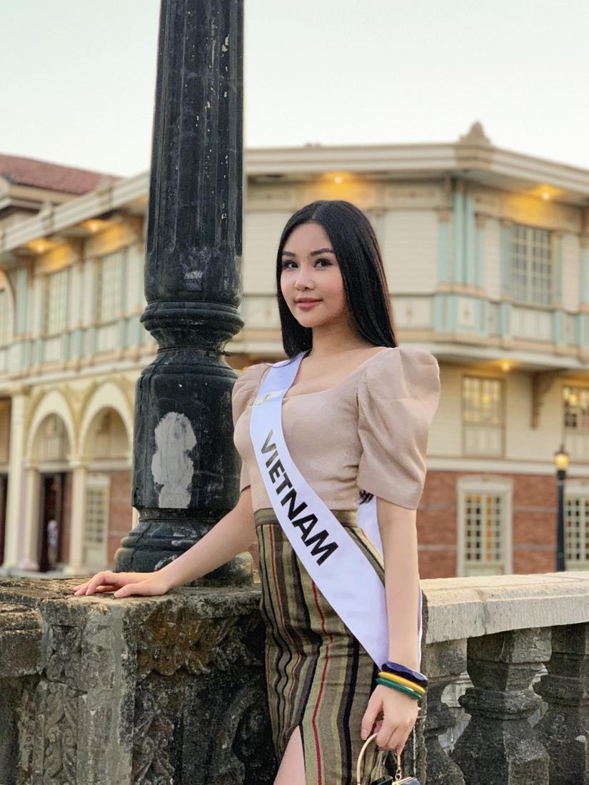 BTC Hoa hậu Liên lục địa nói gì khi Lê Âu Ngân Anh bị tố cố tình 'thi chui'?