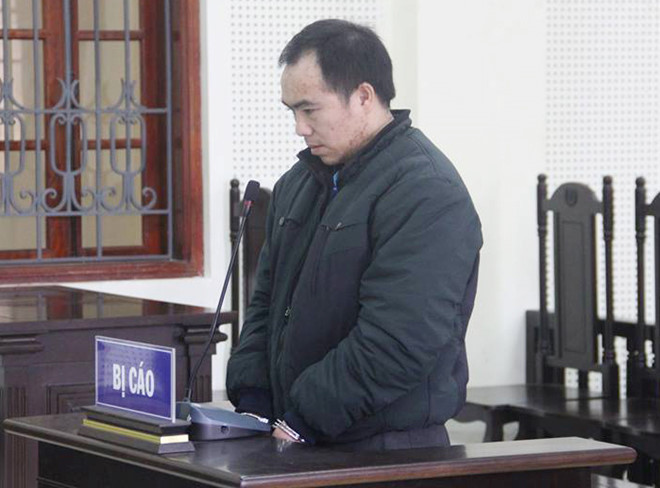 Thầy giáo mang súng đi buôn 'cái chết trắng' lãnh án tử