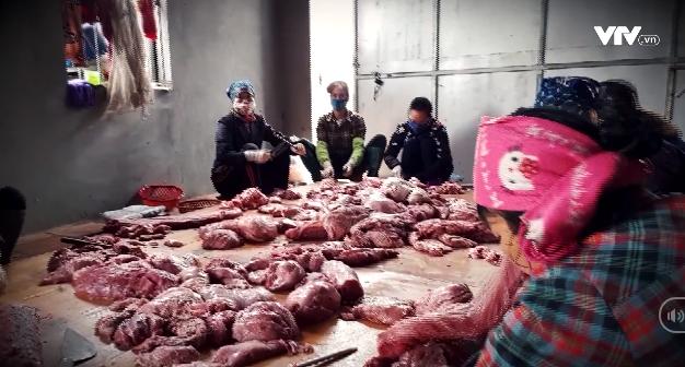 Hành vi giết mổ lợn chết không rõ nguyên nhân bị xử lý như nào?2