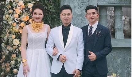 Chị cô dâu trong đám cưới 'khủng' 100 cây vàng ở Nam Định từng rước dâu bằng máy bay