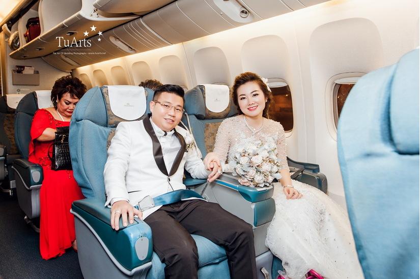 Chị gái cô dâu của đám cưới 'khủng' 100 cây vàng từng rước dâu bằng máy bay