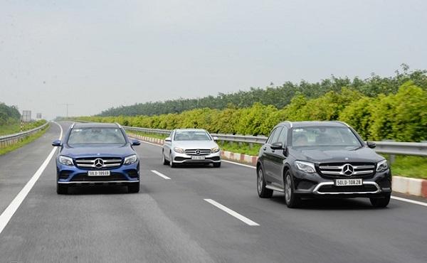 Mercedes-Benz tăng giá dịp cận Tết, cao nhất 400 triệu đồng