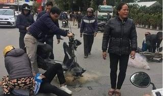 """CSGT Thanh Hoá lên tiếng về thông tin """"quăng lưới"""" nhầm khiến 2 học sinh bị thương"""