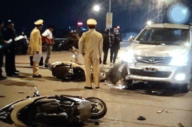 Tin tức tai nạn giao thông mới nhất hôm nay 18/1/2019