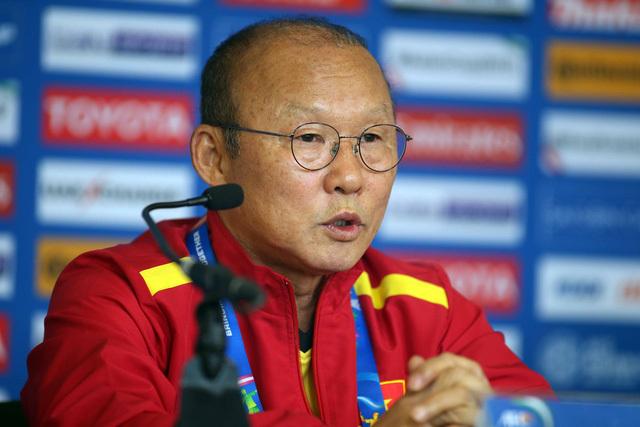 HLV Park Hang Seo tự tin đội tuyển Việt Nam có thể vượt qua đối thủ Jordan ở vòng 1/8