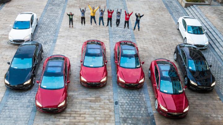Doanh nghiệp Hải Dương mua 45 ô tô thưởng Tết Kỷ Hợi cho nhân viên