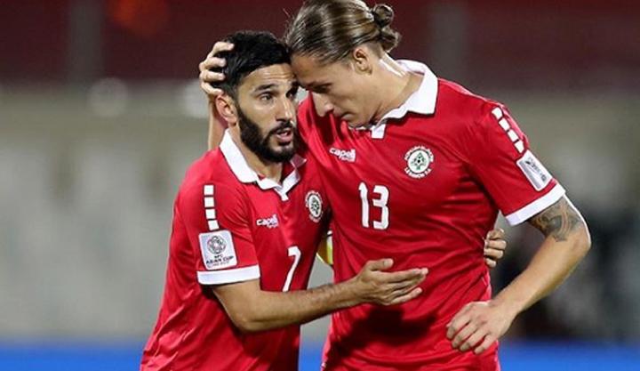 HLV và cầu thủ Lebanon nói gì khi bị loại nghiệt ngã khỏi Asian Cup?